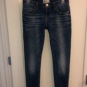 BKE Stella skinny jeans 26R 26x311/2 EUC LN